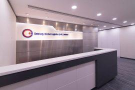 HK Office Design & Renovation Project by VD iDesign | Gateway Global Logistics (HK) Limited