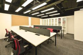HK Office Design & Renovation Project at HKIA by VD iDesign | Airasia Berhad