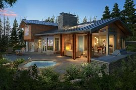 Canadian Residential Design Project by VD iDesign | Bowen Island, British Columbia, Canada