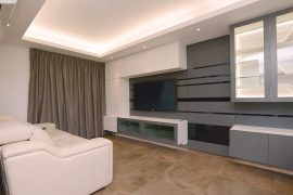 HK Residential Interior Design & Renovation Project by VD iDesign | Fortress Garden, Fortress Hill, Hong Kong
