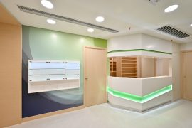 HK Clinic & Medical Centre Design & Renovation Project by VD iDesign | Yan Chak Medical Centre
